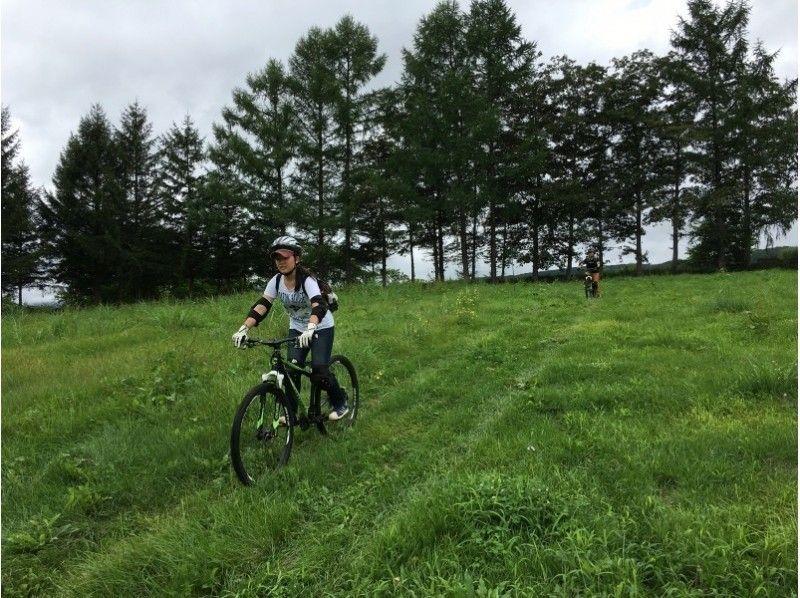 enjoy nature in hokkaido and hachimantai 1 2 day mtb mountain