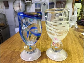 【愛知・瀬戸】世界で一つのコップ作り! 吹きガラス体験の画像