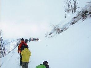[Toyama Prefecture Nanto City, Toga area] snowshoeing experience