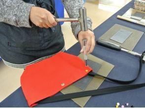【兵庫・豊岡】お子さまも簡単!ショルダートートバッグ作りの画像