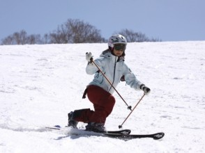 [Iwate/ Appi Kogen] 1Day Telemark skiing Experience Class-For the first time, free Rental!