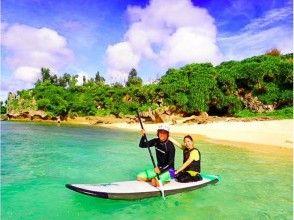 [Okinawa Ginowan] walk on the sea! SUP experience