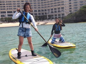 [Okinawa Onna] stand up paddle board School & Tours Photos