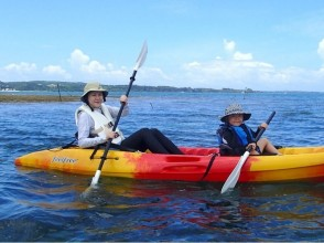 The memories of [Okinawa Onna] two of the trip! Canoe touring of image
