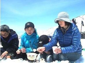 [Toyama Tateyama piedmont area] snowshoeing experience