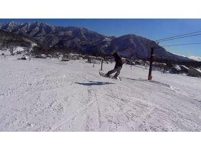 【長野・白馬村】雪と遊ぼう!山で遊ぼう!スノーボードレッスン《中級者以上の方》の画像