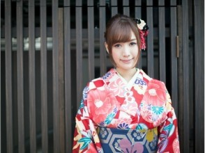 【Kanagawa · Kimono rental】 You can choose from a total of 1,000 clothes! 4 minutes walk from Kamakura station! Image of trying to walk through the ancient capital · Kamakura