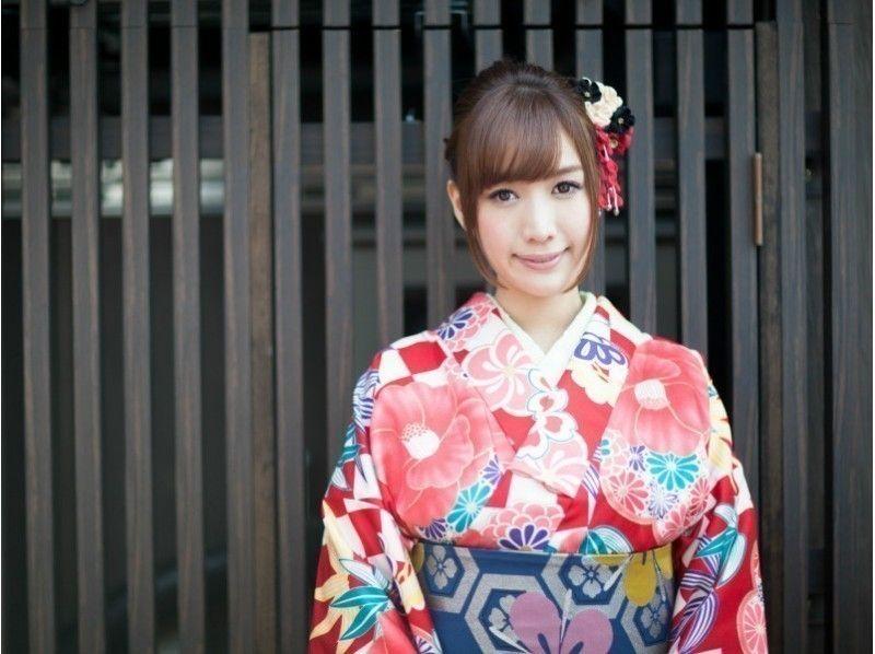 レンタル着物体験×鎌倉散策が一大ブーム!?