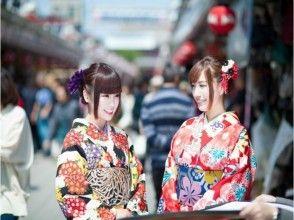 A 4-minute walk from [Kanagawa, kimono rental] Kamakura Station! Spend an elegant time in Kamakura × French Lunch!