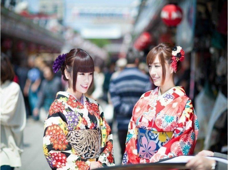 鎌倉レンタル着物人気ショップ