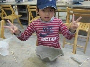 【群馬・草津】ファミリーで一緒に参加しよう!陶芸体験(幼児向けクラス・約45分)