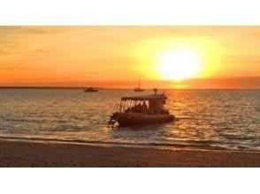 【沖縄・北部エリア/名護/本部/瀬底島】サンセットクルージング6名様以上予約で出港の画像