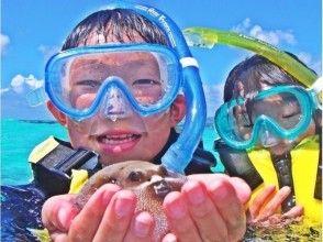 【沖縄・石垣】シュノーケリング&体験フィッシングツアー!4歳から参加可能!【よくばり1日コース】
