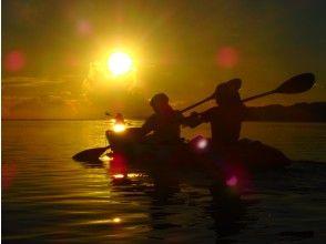 [Okinawa Ishigaki island] sunset and starry sky Kayak! Sunset and full starry sky tour overlooking the sea ★