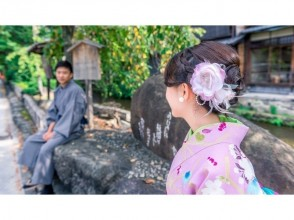 A short period of time at a reasonable to kimono, yukata experience ☆ kimono, yukata rental short time discount plan