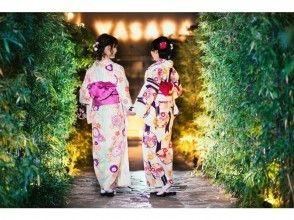 【Tokyo · Asakusa】 Let's Wear Kimono and Enjoy Sightseeing in Asakusa! (Rent kimono & get dressed)