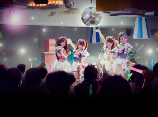 Mei Dorimin Akihabara LIVE RESTAURANT Heaven`s Gate store