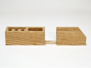 【Osaka · Hirabayashi】 Making experience in woodworking classes too! [Making a pen stand]