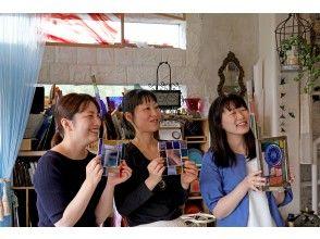 【兵庫・淡路島】プロ用アンティークガラスで作品制作体験!14才から体験できます