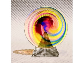 【兵庫・淡路島】プロ用アンティークガラスで作品制作体験!の画像