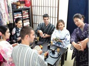 [Saitama/ Kawagoe] Kimono Rental& Tea ceremony experience-Experience Japanese culture in Koedo! Please come by hand!