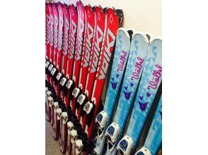 【長野・安曇野】スキー・スノーボード「3泊4日レンタル」プランの画像