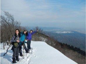 [滋賀·Seriyagamine]對於有經驗的人!在蛇谷峰(希拉山系統)雪上徒步(歡迎燉午餐!)
