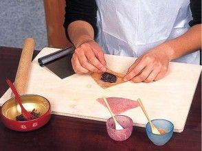 【京都・左京区】京都の名菓!生地から作る生八つ橋手づくり体験の画像