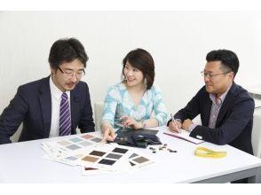 【東京・青山】パーソナルカラー診断&メンズオーダービジネスシャツの画像