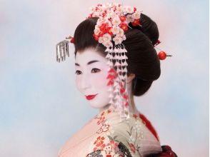 【京都・五条】舞妓体験プラン(室内撮影:写真3枚プラン)の画像
