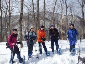 【滋賀・大津】生杉(おいすぎ)原生林スノーシューハイキング(1日コース)暖かいランチ付き!