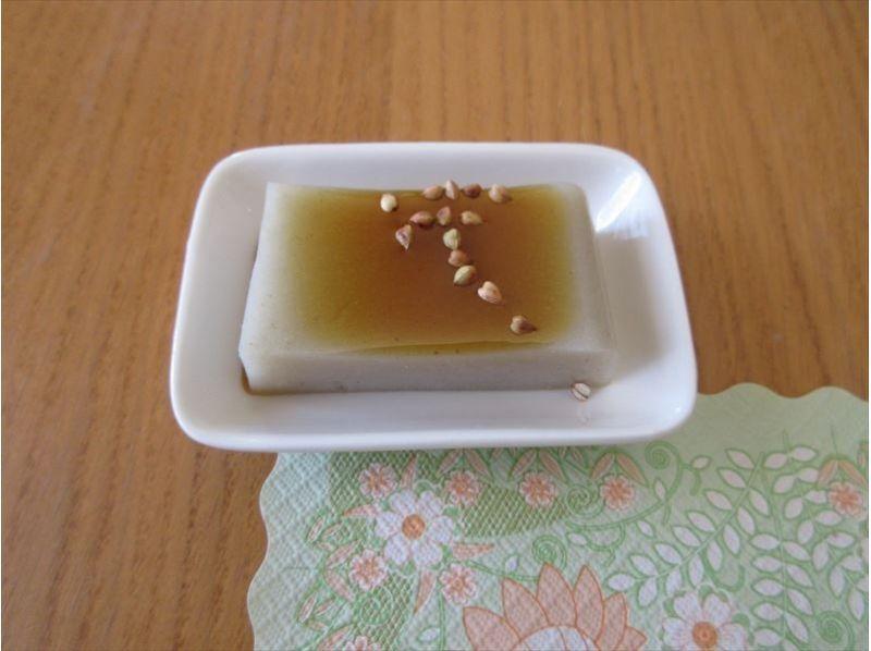 【長野・北志賀高原】デザートもおそば?!そばづくしお食事プランの紹介画像