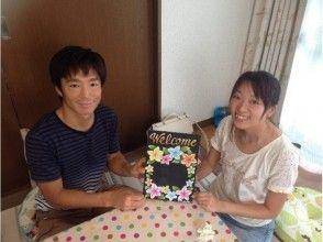 【沖縄・宮古島】本格感で感動!チョークアートで個性豊かなウェルカムボードを作ろうの画像