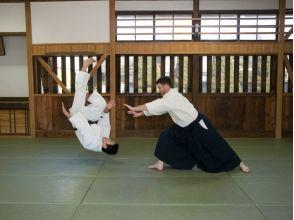 【Saitama / Kasukabe】 Unravels wonders of Aikido. Practice experience plan. Image of