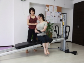 【熊本・熊本市】欧米で人気!グラビティマシンのトレーニング体験の画像