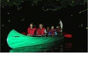 [北阿尔卑斯山脚下的筱野大町极好的观景故事]青木湖萤火虫观赏之旅