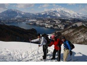 滑雪遠足(越野滑雪遊)[1天引導]的圖像走路