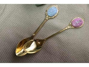【Okayama / Kurashiki】 Clay Couture Experience Let's make a spoon with clay Image of 2 sets
