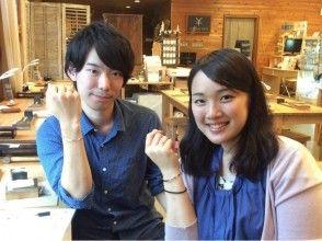 【栃木・那須高原】ホテル内の工房でシルバーアクセサリーを作ろう「シルバーバングル」