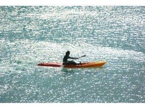 【湘南・逗子】楽しく漕いでエクササイズ!スポーツカヤック(半日コース)