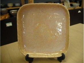 【千葉・袖ケ浦】板状の粘土で作る陶芸品「お皿作り」体験の画像