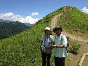 【山梨・八ヶ岳】花の名山・飯盛山周遊トレッキングの画像