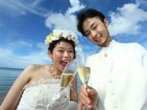 【Okinawa · Naha】 Let's have wonderful wedding photos in Okinawa! [Western-style location photo]