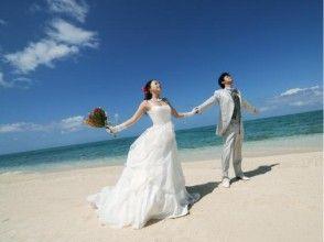 【Okinawa · Naha】 Let's have wonderful wedding photos in Okinawa! [Uninhabited Island Location Photo]