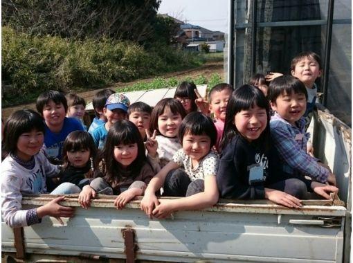 【千葉・野田市】トラクター体験と畑で運動会
