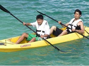 【沖縄・石垣島】川平湾をマイペースで漕いで行こう!カヌーレンタルの画像