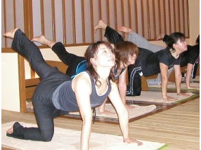 【Osaka · Tennoji】 Yoga experience at your desired place! [Business trip yoga lesson 60 minutes] image