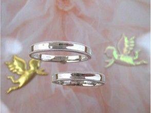 【Nagano · Karuizawa】 Make original silver ring! [Image of Art Clay Silver Experience] image