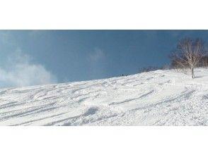 【北海道・ニセコ】人気No1!ニセコサイドカントリーガイド(中級レベル以上の方向け)の画像