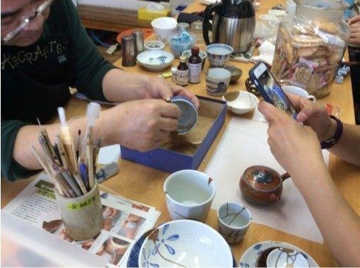 """[杉并区,东京]""""Kinjitsu体验""""用茶和甜点用新方法重振容器の紹介画像"""